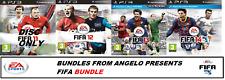 4x Playstation 3 Games FIFA 11, 12, 13 & 14 PS3 BUNDLE LOT FOOTBALL PS3 FIFA