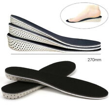 Shoe Lift Height Increase Heel Insole Insert Memory Foam Eva Cushion Pad 2cm