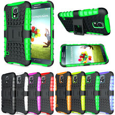 Heavy Duty  Shockproof Kickstand Case Military Builder Cover for Mobile Phone