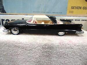 AMT SMP 1959 Chrysler Imperial Hardtop BUILTUP SCREWBOTTOM 8HTK