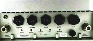 Firetide HotPort 6202 Outdoor Mesh Node 400mW 2.4/5/4.9Ghz Public Safety License