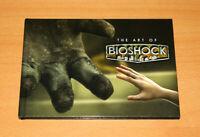 2008 The Art of Bioshock BioShock Artbook Art Book Very Rare PS3 Xbox 360