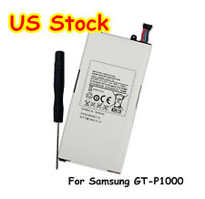 Replacement Battery For Samsung Galaxy Tab GT-P1000 GT-P1010 SPH-P100 4000mAh