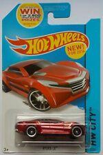2014 Hot Wheels HW CITY Ryura LX 5/250 (Red Version)