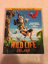 The Wild Life 2017 blu ray + DVD + Digital HD ***BRAND NEW FACTORY SEALED***