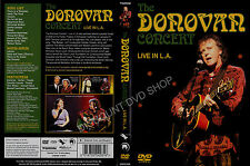 The Donovan Concert Live In L.A. (DVD, 2007) New Item