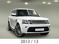 2013 13 Land Rover Range Rover Sport 3.0 TDV6 Autobiography EXCLUSIVE Edition