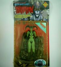 Fewture Devilman Series 1 Devilman Lady Figure UNOPENED