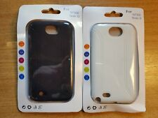 Silicone skin, gel phone case, cover to fit Samsung Galaxy Note II 2 (N7100)
