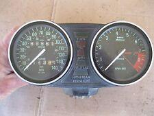 BMW Airhead R60 R75 R90 R90S R100 Green Faced Speedometer - Nice