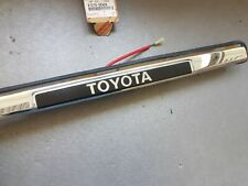 TOYOTA Land Cruiser 60 series license number plate light COVER 81270-95A09