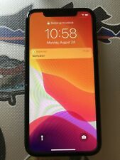 Apple iPhone 11 - 64GB - Black (Xfinity) A2111 (CDMA + GSM)