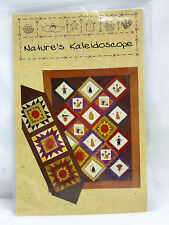 Nature's Kaleidoscope Quilt Pattern - Quilt Country Pattern Number QC131