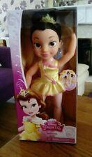 """Disney Muñeca Princesa Bailarina Belle 14"""" a estrenar en caja sellada fotos C (610)"""