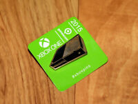 Xbox One Promo Console Pin Badge Gamescom 2015 Limited Edition of 1200 Pieces