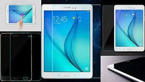 """2 x Kristall Klar Clear Display Schutz Folie Samsung Galaxy Tab S2 8,0"""" Screen"""