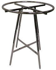 Brand NEW Steel Round Clothing Clothes Garment Racks Display Stands RK-R536