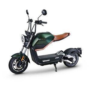Elektro Roller, Elektro-Scooter, E-Bike, E-Roller, Roller, Miku Max