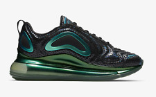 Nike Air Max 720 Youth Shoes Black Laser Fuchsia Anthracite AQ3196-003
