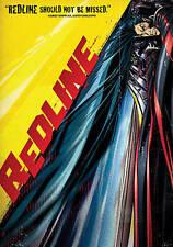 Redline (blue ray) New, Free Shipping