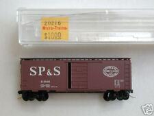 MTL Micro-Trains 20216 SP & S 11046