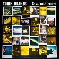 TURIN BRAKES - INVISIBLE STORM   CD NEW!
