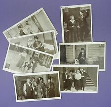 Charlie Chaplin - Original Red Letter Photocards