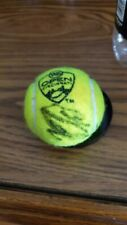 Karen Khachanov Match/Game Used Signed Tennis Ball -Western & Southern Open 2019
