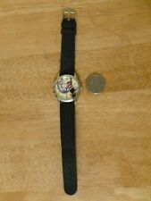 1997 Dr Seuss Cat in the Hat watch. New Battery.