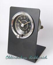 Ständer Halter 60mm VDO Kienzle Uhr Oldtimer stand clock vintage car Alu schwarz