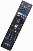 Genuine Humax RM-L08 Remote For FVP-4000T FVP-5000T Freeview Play HD TV Recorder