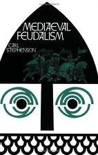 Mediaeval Feudalism [Paperback] [May 01, 1969] Stephenson, Carl