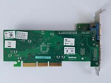 Matrox G550 AGP DVI 32MB G55+MDHA32DSF  Graphic Card *WORKING*