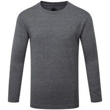 Magliette , maglie e camicie grigi manica lunghi per bambini dai 2 ai 16 anni Taglia 9-10 anni