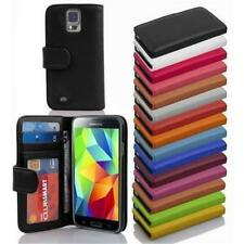 BOOK Style Case Wallet Card Cover for SAMSUNG GALAXY Protection Pocket Etui Flip