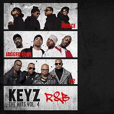 DJ KEYZ - THE HITS VOL. 4: JODECI, JAGGED EDGE & 112 (MIX CD)