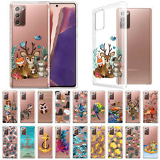 """For Samsung Galaxy Note 20 6.7"""" 2020 Transparent Clear Soft TPU Case Skin Cover"""