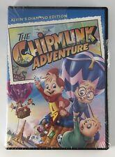 The Chipmunk Adventure DVD R1 OOP Alvin's Diamond Edition NEW SEALED *READ*