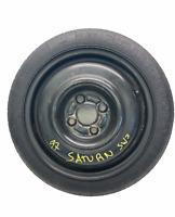 1997 Saturn SW2 Spare Tire Wheel Rim Compact Donut T115/70R14 OEM