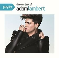 Adam Lambert - Playlist: The Very Best of Adam Lambert [New CD]
