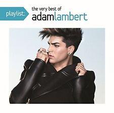 Adam Lambert - Playlist: The Very Best of Adam Lambert [New CD]