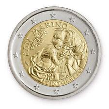 lot de 5 pièces de 2 euro commémoratives
