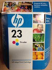 Hp 23 Tri-color Hp Inkjet Print Cartridge