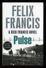 Felix Francis - Pulse; SIGNED 1st/1st