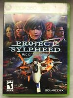 Project Sylpheed Arc of Deception Microsoft Xbox 360 - New Sealed