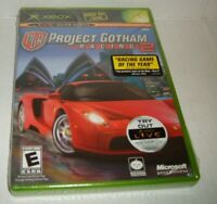 Project Gotham Racing 2 Microsoft Xbox Video Game Black Label NEW SEALED
