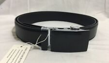 Mens Switch Belt Cut To Size One Size Fits Most Up To 44 Inch Waist Black