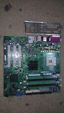 Carte mère Dell CN-0CH775-48111 socket 478 avec plaque