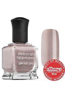 BNIB Deborah Lippmann Dirty Little Secret Gel Lab Pro Nail Polish .50 oz