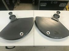 """JBL VINTAGE PAIR OF 2397 """"SMITH"""" WOOD DIFFRACTION HORNS"""